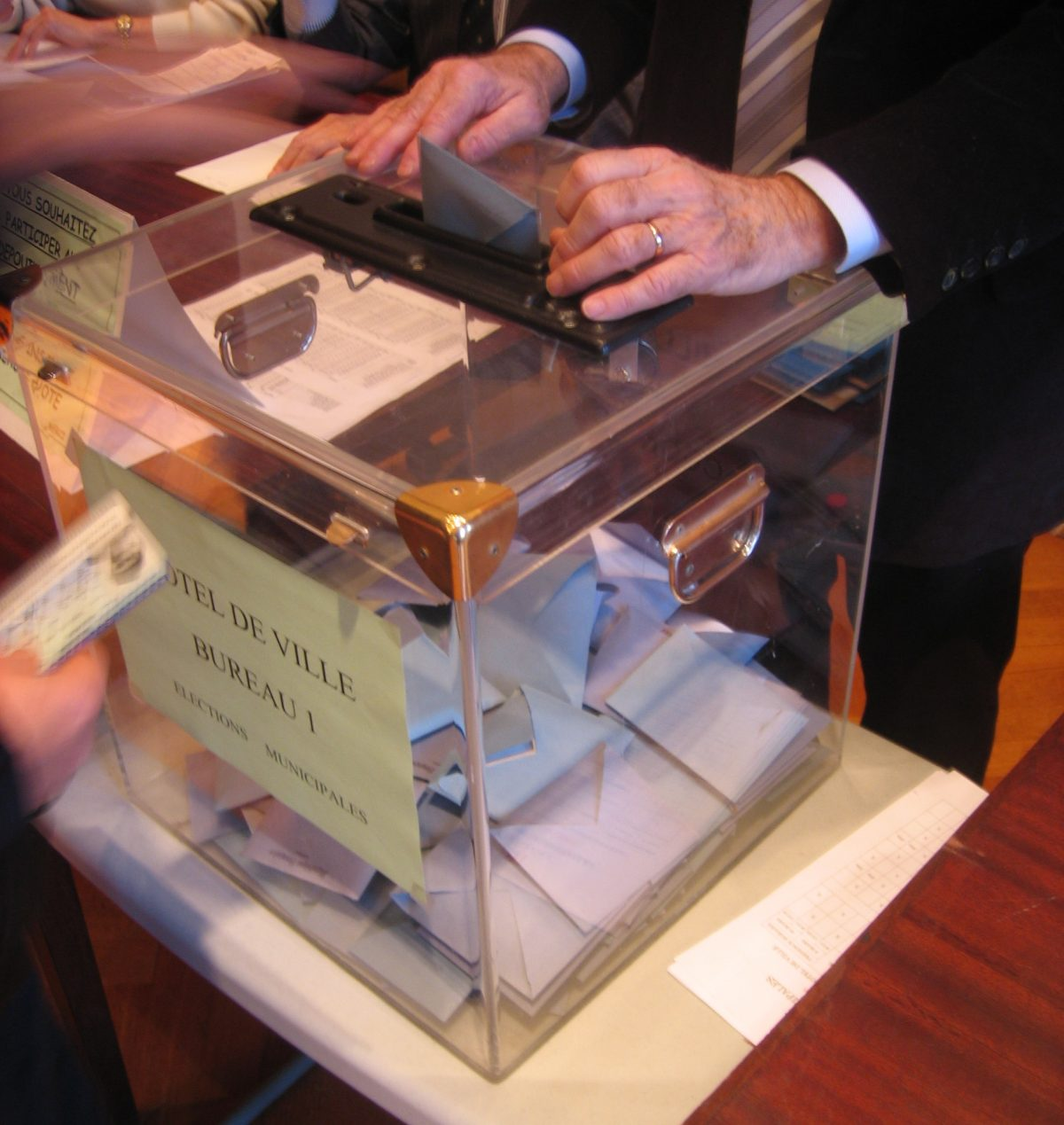 Municipal elections in France